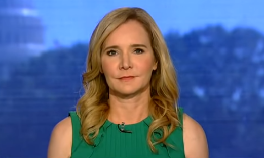 "A.B. Stoddard: ""The fact that [Nikki Haley] only told her staff yesterday morning, it's all very mysterious."""