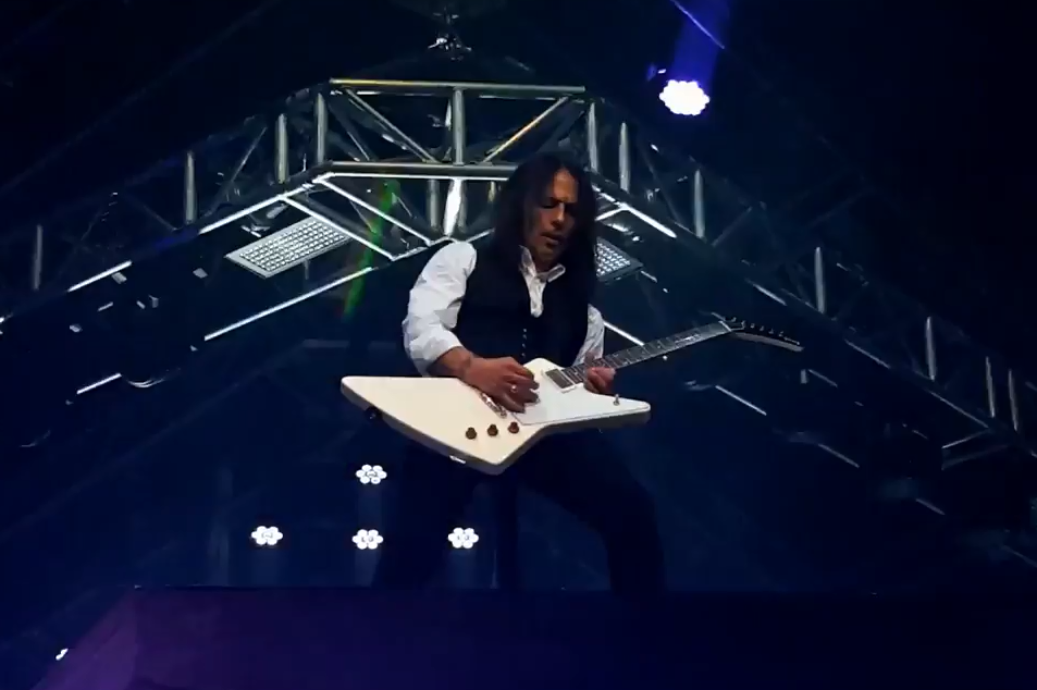 Trans-Siberian Orchestra 2018 Winter Tour with Al Pitrelli