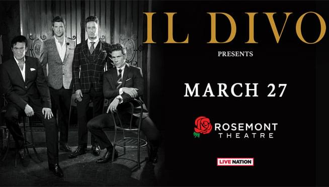 Events page wls am 890 wls am - Il divo streaming ...