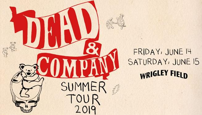 6/14/19 – Dead & Company – Night 1