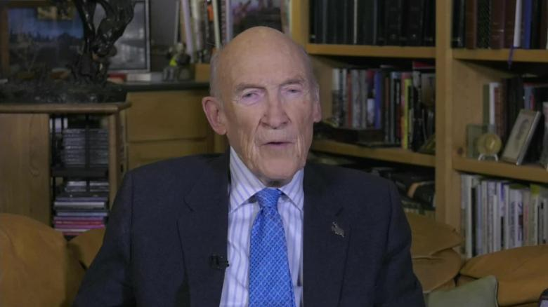 Former GOP Sen. Alan Simpson warns of 'bitterness' in US Senate