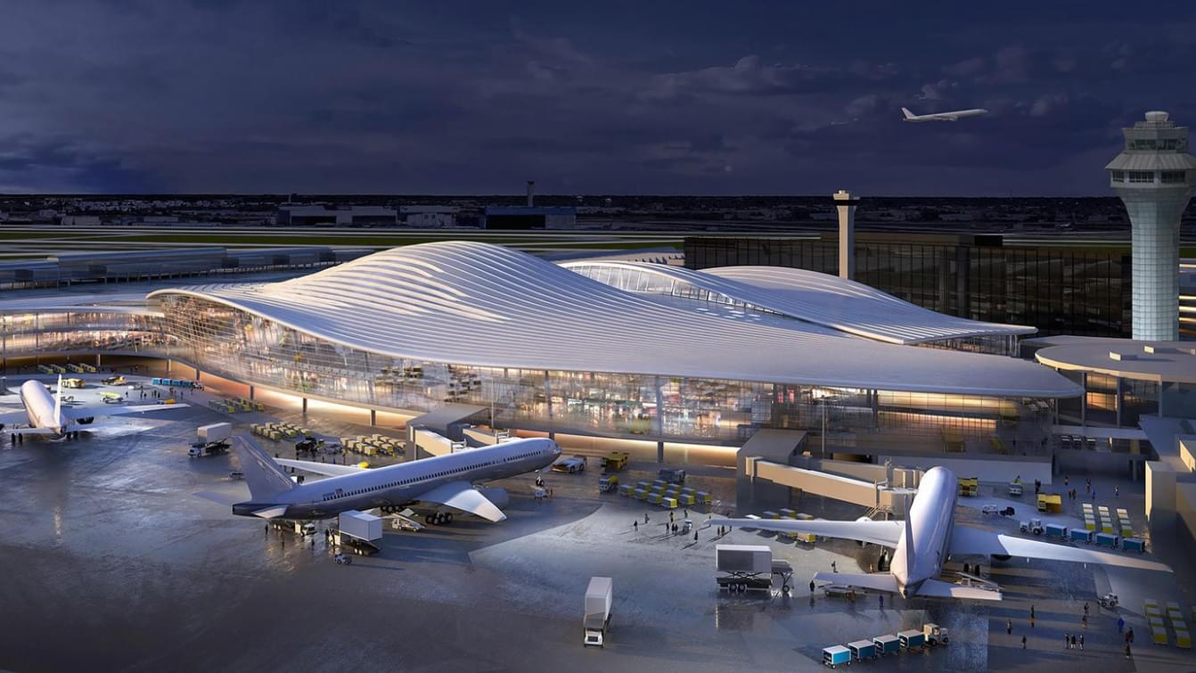 UPDATE: O'Hare expansion project proposals are revealed