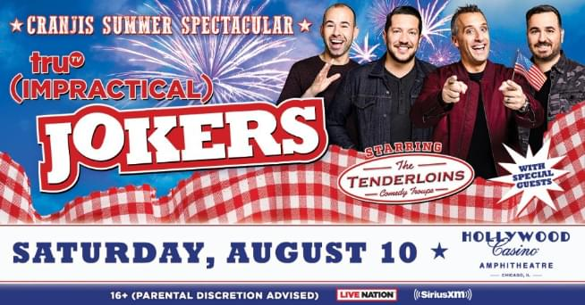 8/10/19 – Impractical Jokers