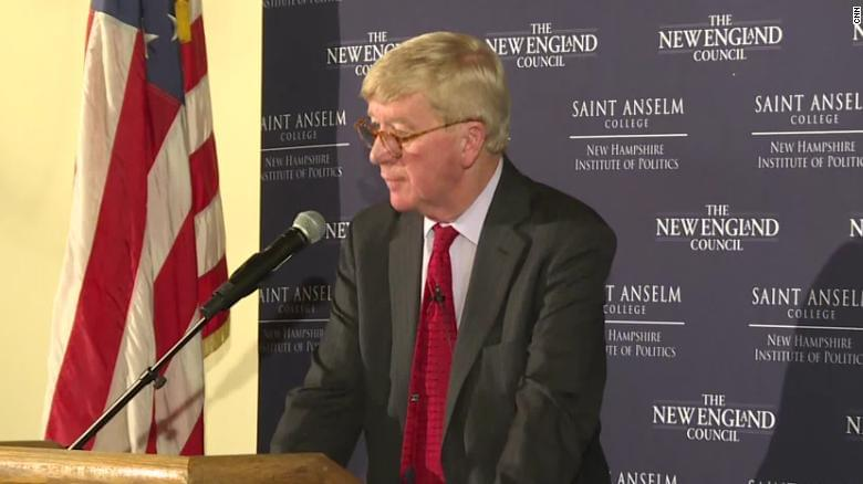 Fmr. GOP Gov. Bill Weld looking to challenge Trump in 2020