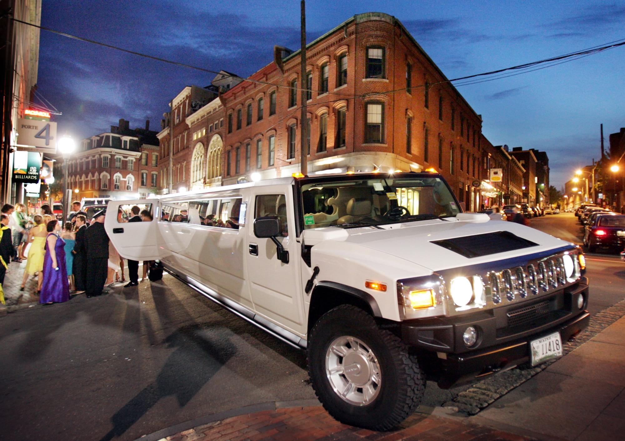 High school bans limos, luxury cars from prom