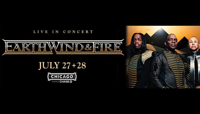 7/28/19 – Earth, Wind & Fire – Night 2
