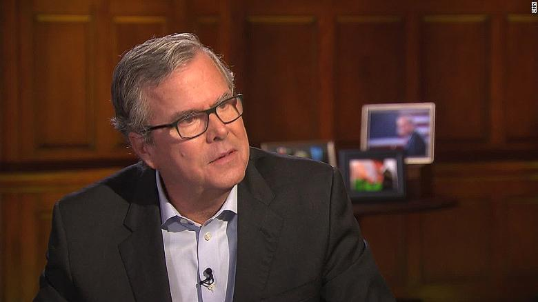 Jeb Bush: Republicans ought to be given choice for 2020