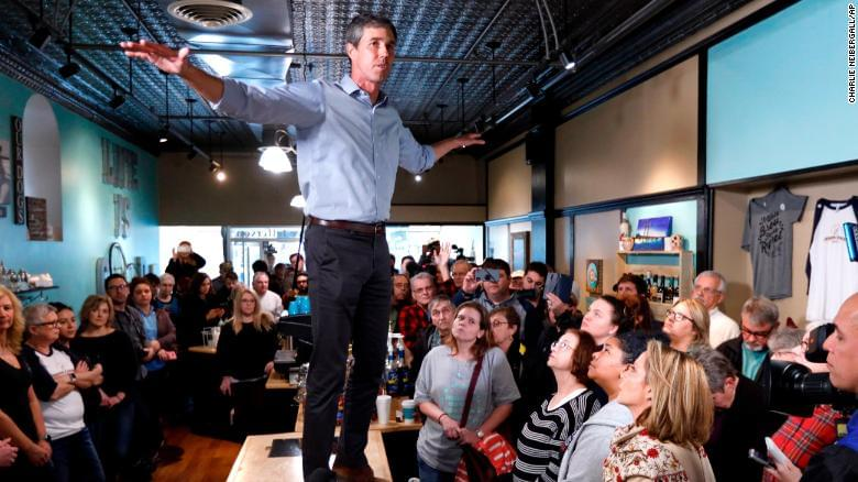 Beto O'Rourke joins 2020 race and is already up in arms