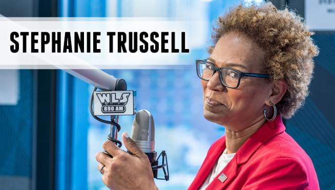 Stephanie Trussell Community Forum LIVE in the WLS Lounge (06/01/19)