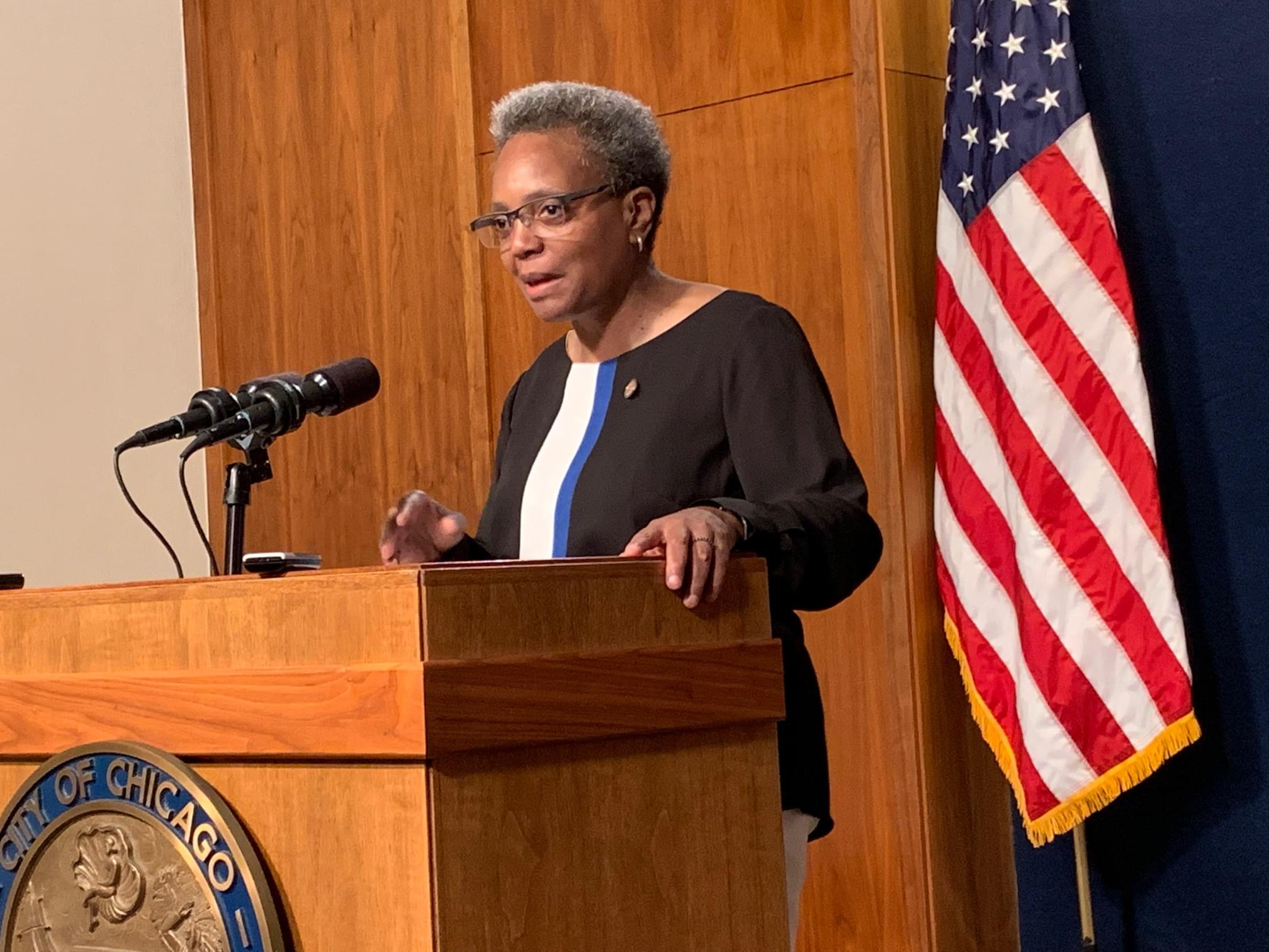 Mayor Lightfoot demanding indicted Ald Burke resign & if convicted, lose his pension too