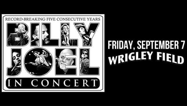 9/7/18 – Billy Joel at Wrigley Field