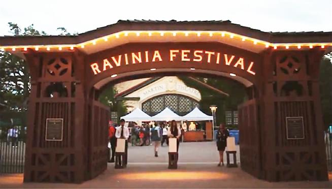 ANNOUNCED: Ravinia's 2019 concert series line-up