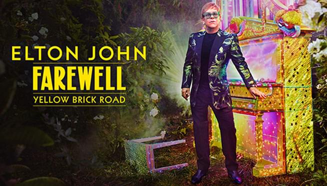 2/16/19 – Elton John – Night 4 – SOLD OUT