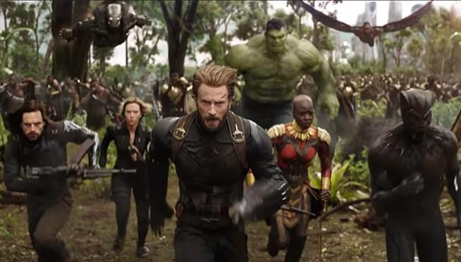 You can get $1,000 and prizes for binging all of the Marvel Cinematic Universe Movies