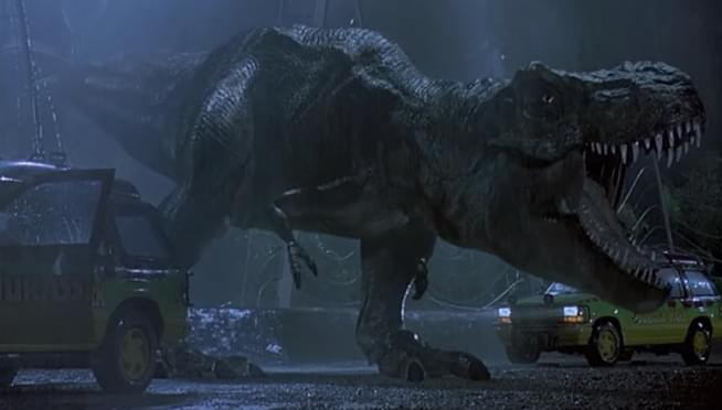 Jurassic Park and The Shining enter National Film Registry