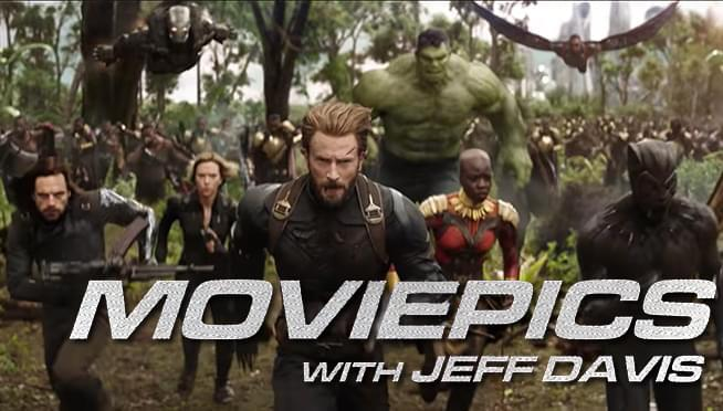 VIDEO: Avengers: Infinity War rages into theaters – MOVIEPICS with Jeff Davis