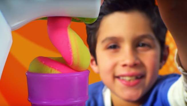 Hasbro has officially trademarked the smell of Play-Doh