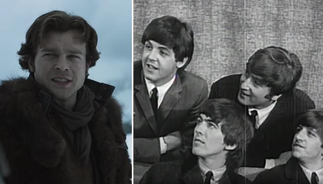 Ron Howard believes Han Solo is all of the Beatles in one