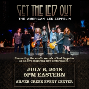 7/6/18 – Get the Led Out