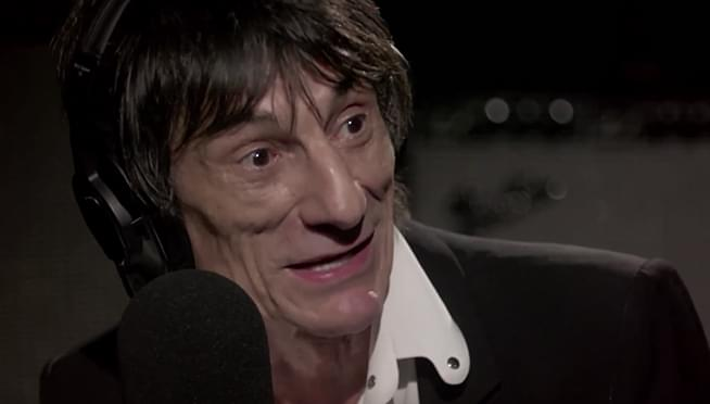 Ron Wood interview show set for U.S. run