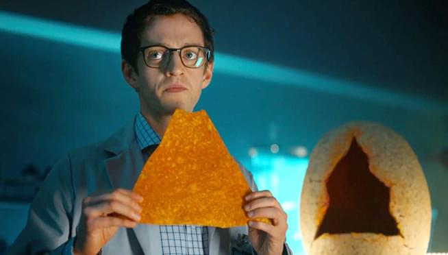 Doritos launches 'world's largest' foot-long chips