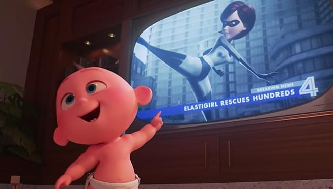'Incredibles 2' scores incredible weekend box office numbers
