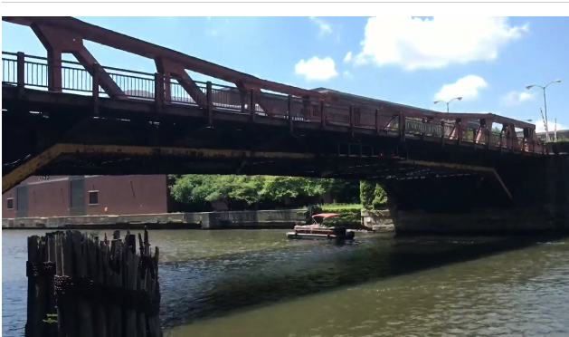 Pssst…wanna buy a bridge? No really. You can have the Chicago Avenue Bridge. For free.