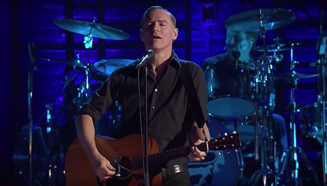 Bryan Adams' first new album since 2015 is on the way!
