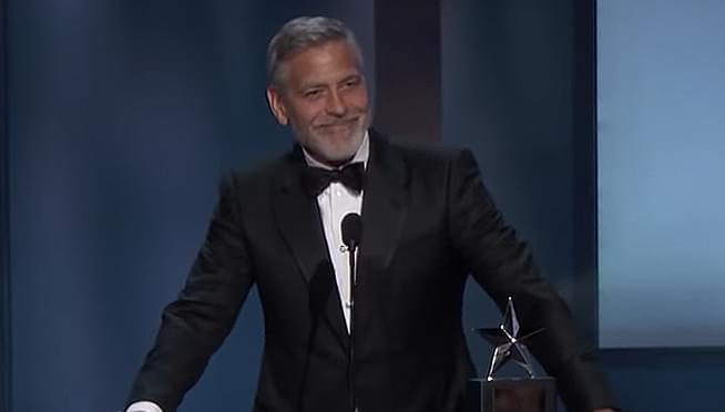 'Forbes' reveals that George Clooney earns more than any star in history