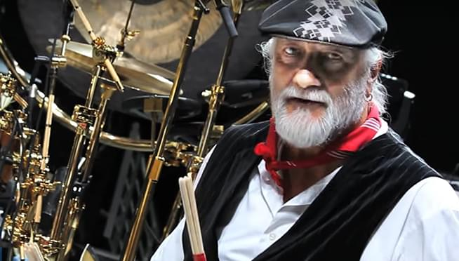 Mick Fleetwood: Fleetwood Mac performing Tom Petty & Crowded House songs on tour