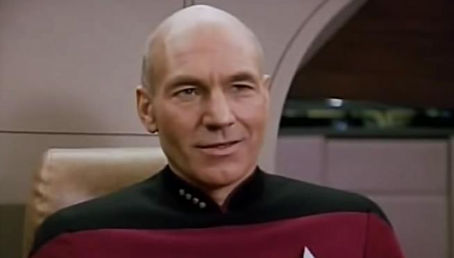 Patrick Stewart to return as Captain Picard