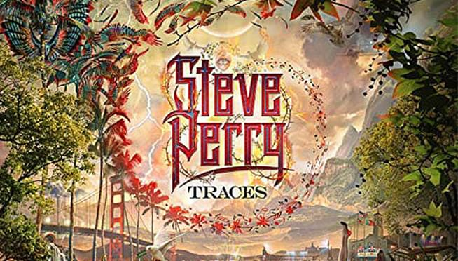Steve Perry announces new upcoming album: Traces