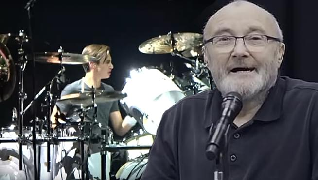 Phil Collins thinks his son should take his place in Genesis