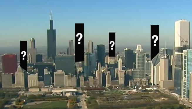 What will the new Chicago skyline look like in 2023?