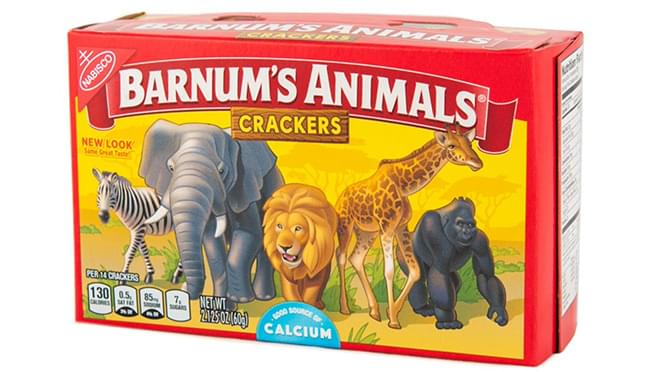 PETA gets Nabisco to change iconic Animal Crackers Box
