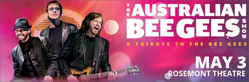 5/3/19 – THE AUSTRALIAN BEE GEES