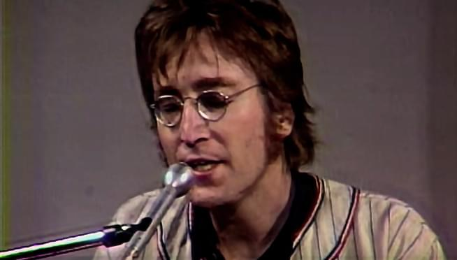 John Lennon's 'Imagine' movie back in theaters