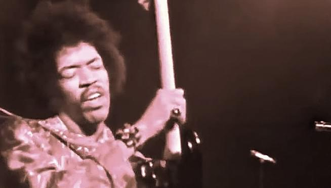 Jimi Hendrix's 'Electric Ladyland' set for deluxe 50th anniversary reissue