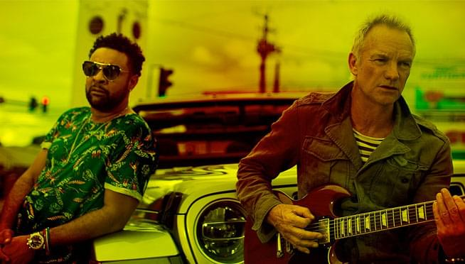 10/2/18 – Sting and Shaggy