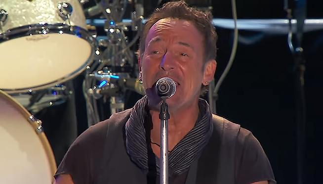 Happy birthday to The Boss, Bruce Springsteen!!!