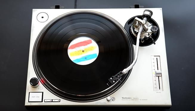 CD's are dying three times as fast as vinyl is growing