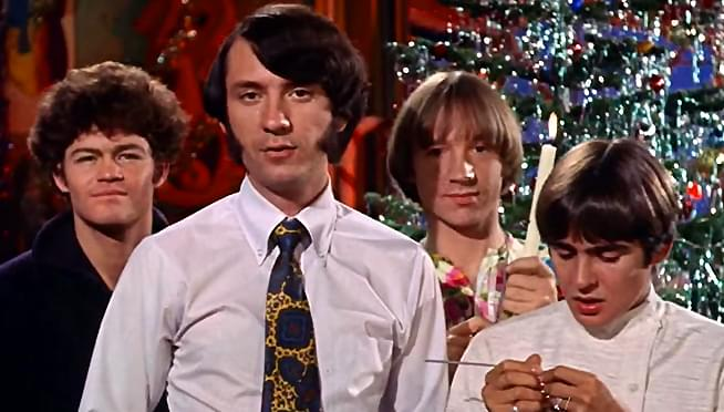 Monkees Christmas Party.The Monkees To Unwrap Christmas Party Next Month 94 7