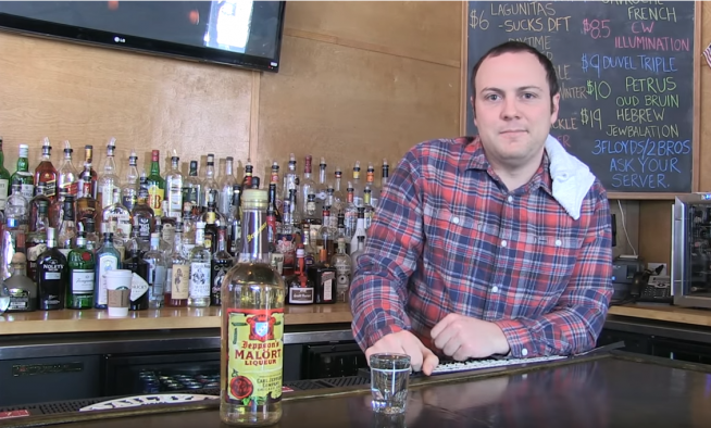 Malort…Chicago's signature liqueur…is headed home and if you haven't tried it, you should