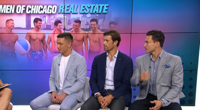 The (Hot) Men of Chicago real estate now have their own calendar