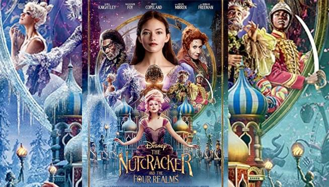 The Nutcracker And The Four Realms Early Screening