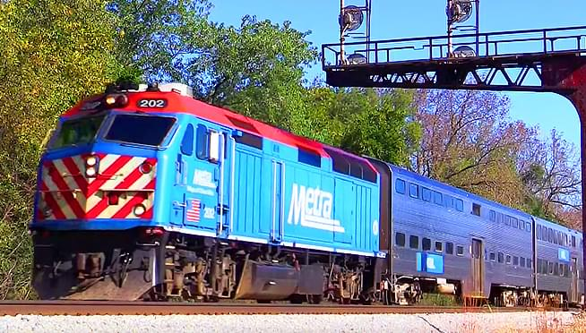 Free rides for kids on Metra trains between Memorial Day and Labor Day