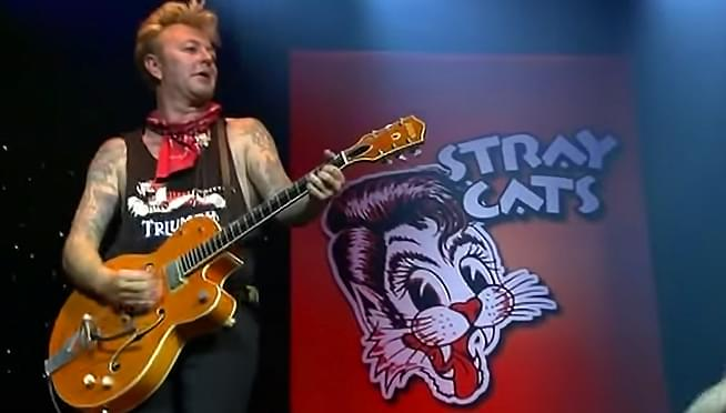 The Stray Cats announce first new album in 25 years