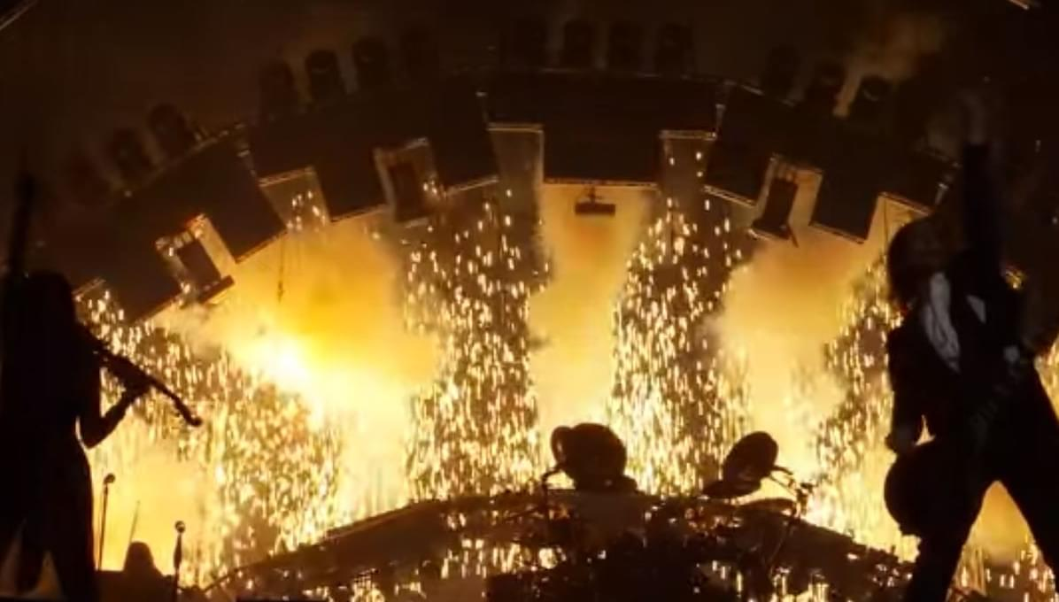 'More pyro, more video screens than anybody on the planet': TSO's Al Pitrelli