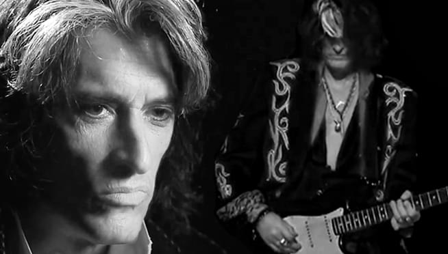Aerosmith's Joe Perry hospitalized after Billy Joel MSG appearance