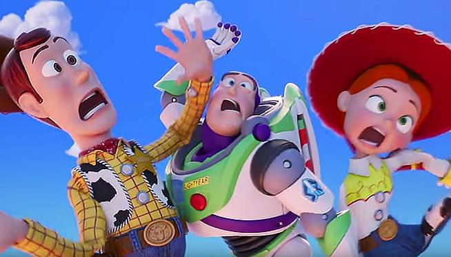 VIDEO: Check out the first Toy Story 4 teaser trailer